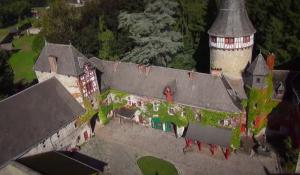Die Emmaburg in Belgien